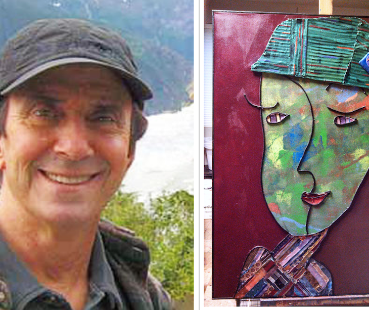 FALL ART EXHIBITION: JOEL COHEN, now through Dec. 10
